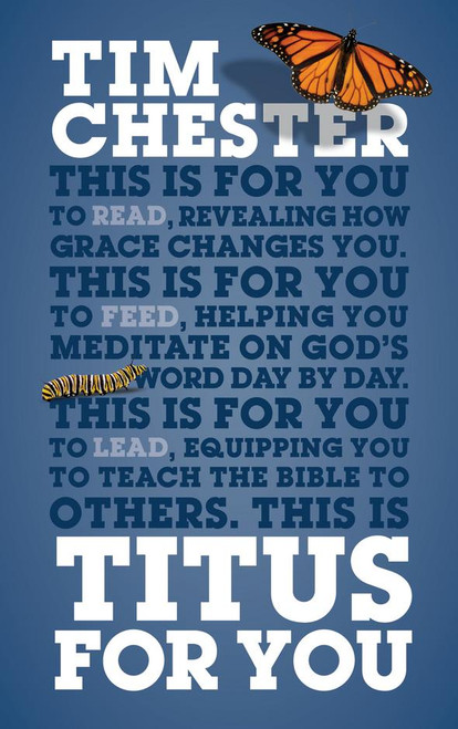Titus For You [Paperback]
