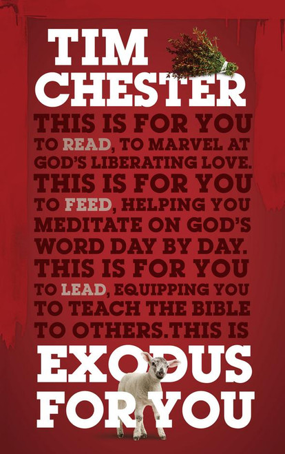 Exodus For You [Paperback]