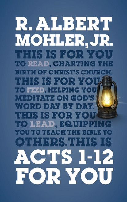 Acts 1-12 For You [Paperback]