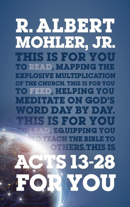 Acts 13-28 For You [Paperback]