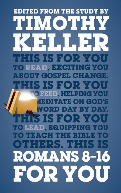 Romans 8 - 16 For You [Paperback]
