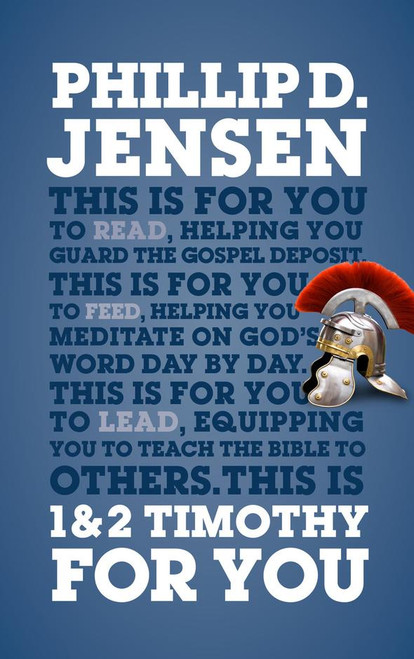 1 & 2 Timothy For You [Paperback]