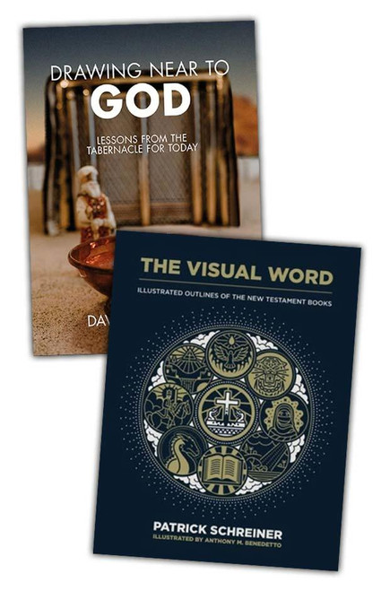 The Visual Word + Drawing Near to God [Pack]
