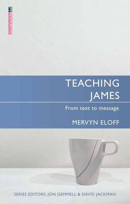 Teaching James From Text to Message [Paperback]