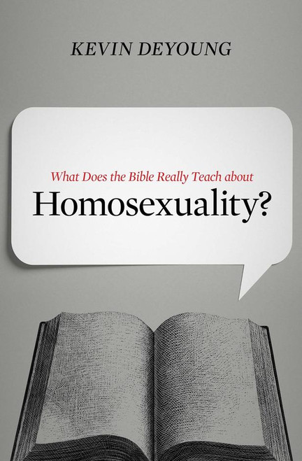 What Does the Bible Really Teach about Homosexuality? [Paperback]