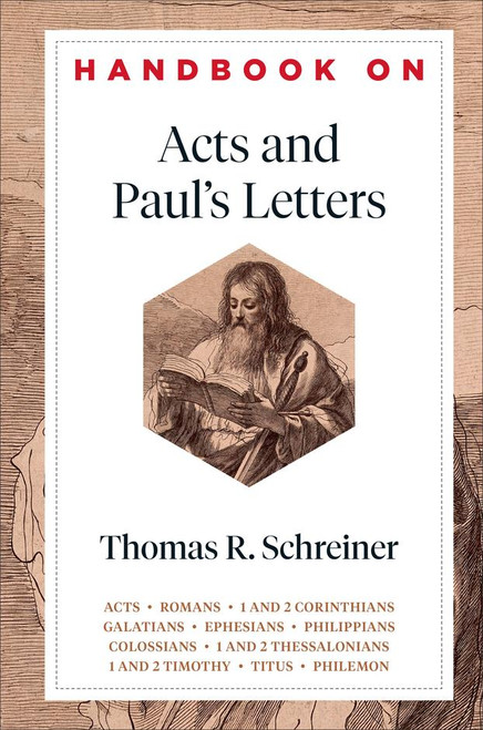 Handbook on Acts and Paul's Letters [Hardback]