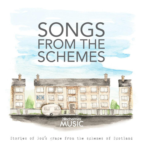 Songs from the Schemes Stories of God's Grace from the Schemes of Scotland [CD]