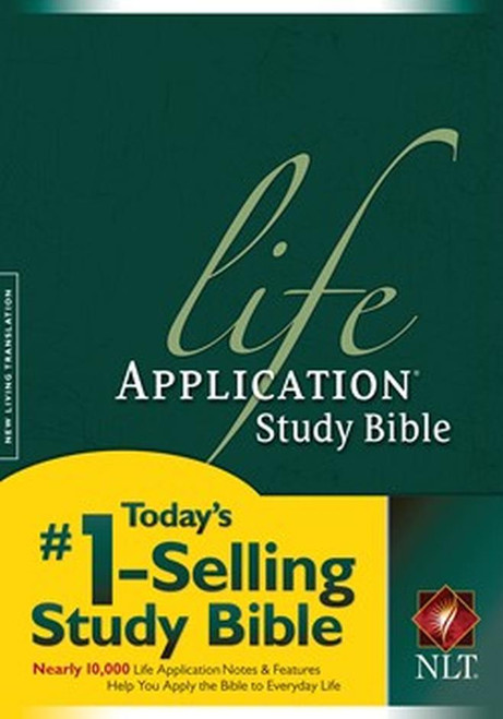 Life Application Study Bible NLT (Updated and Expanded) [Hardback]
