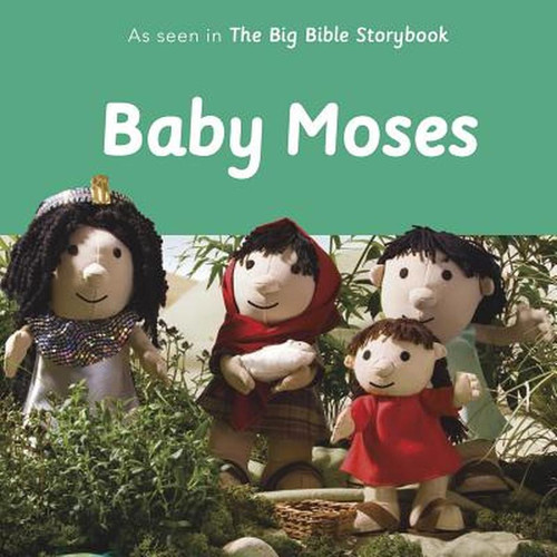 Baby Moses [Board Book]