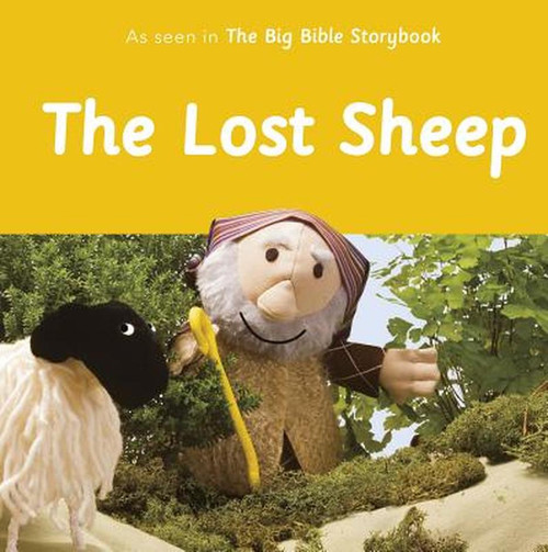 The Lost Sheep A Bible Friends Story [Hardback]