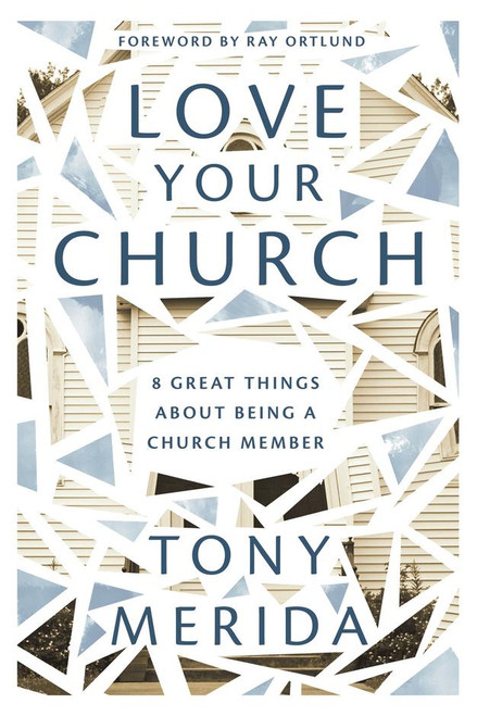 Love Your Chuch 8 Great Things About Being a Church Member [Paperback]