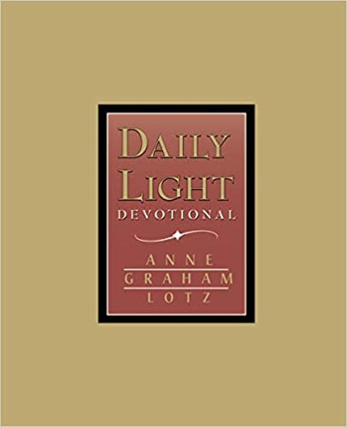 Daily Light Devotional [Leather]