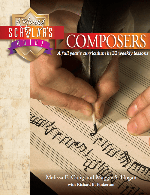 A Young Scholar's Guide to Composers [Hardback]