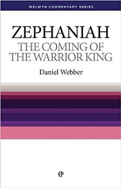 Zephaniah Coming of The Warrior King [Paperback]