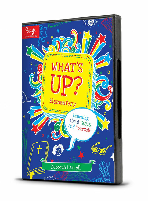 What's Up? Elementary: Learning About Jesus and Yourself [CD]
