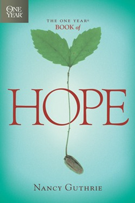 The One Year Book of Hope [Paperback]