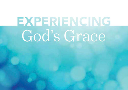 Experiencing God's Grace 25 Pack [Tract/Booklet]
