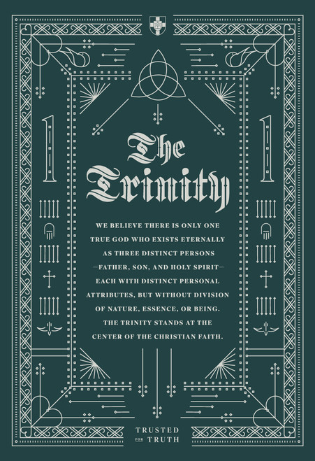 The Trinity Lined Notebook [Paperback]