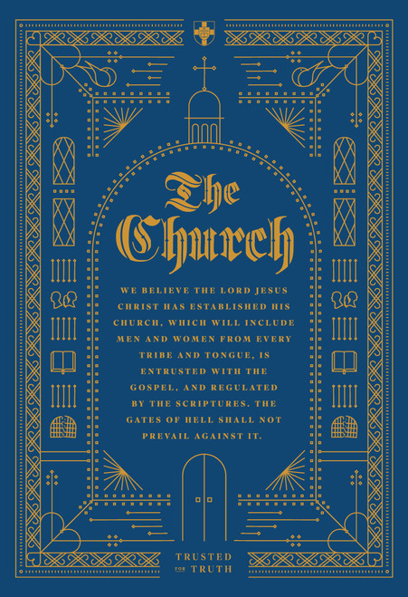 The Church Lined Notebook [Paperback]