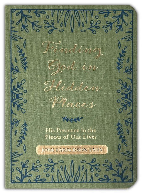 Finding God in Hidden Places His Presence in the Pieces of Our Lives [Cloth bound]