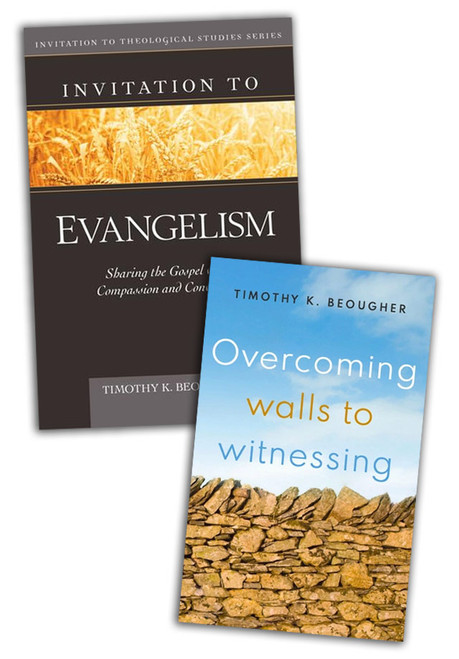 SBTS Beougher Pack Overcoming Walls to Witnessing / Invitation to Evangelism [Pack]