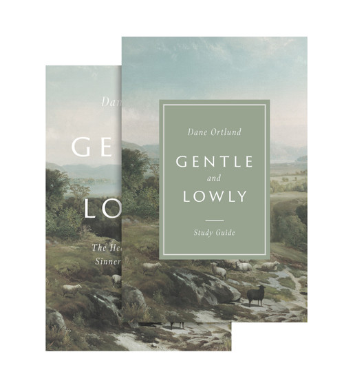 Gentle and Lowly Book and Study Guide Pack [Pack]
