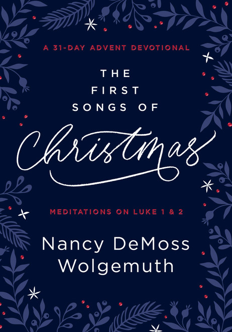 The First Songs of Christmas [Hardback]