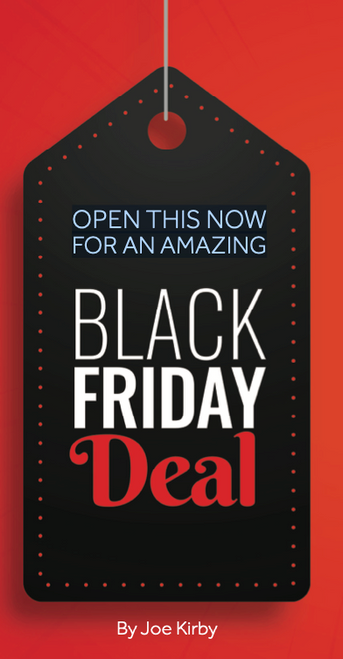 Black Friday Tract [Tract/Booklet]