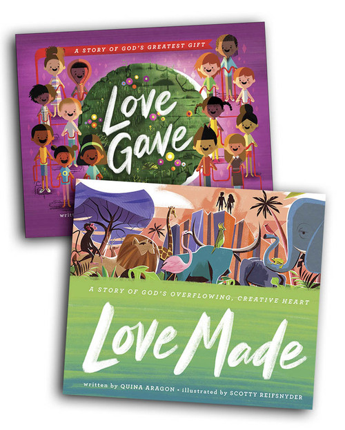 Love Gave/Made Series Pack