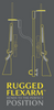 Flex-Arm Gun Holder