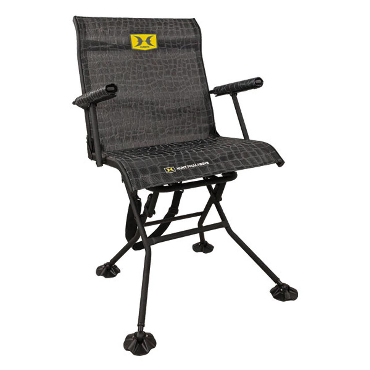 Fine Stealth Spin Blind Chair Bone Collector Machost Co Dining Chair Design Ideas Machostcouk