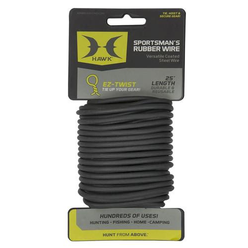 Sportman's Rubber Wire