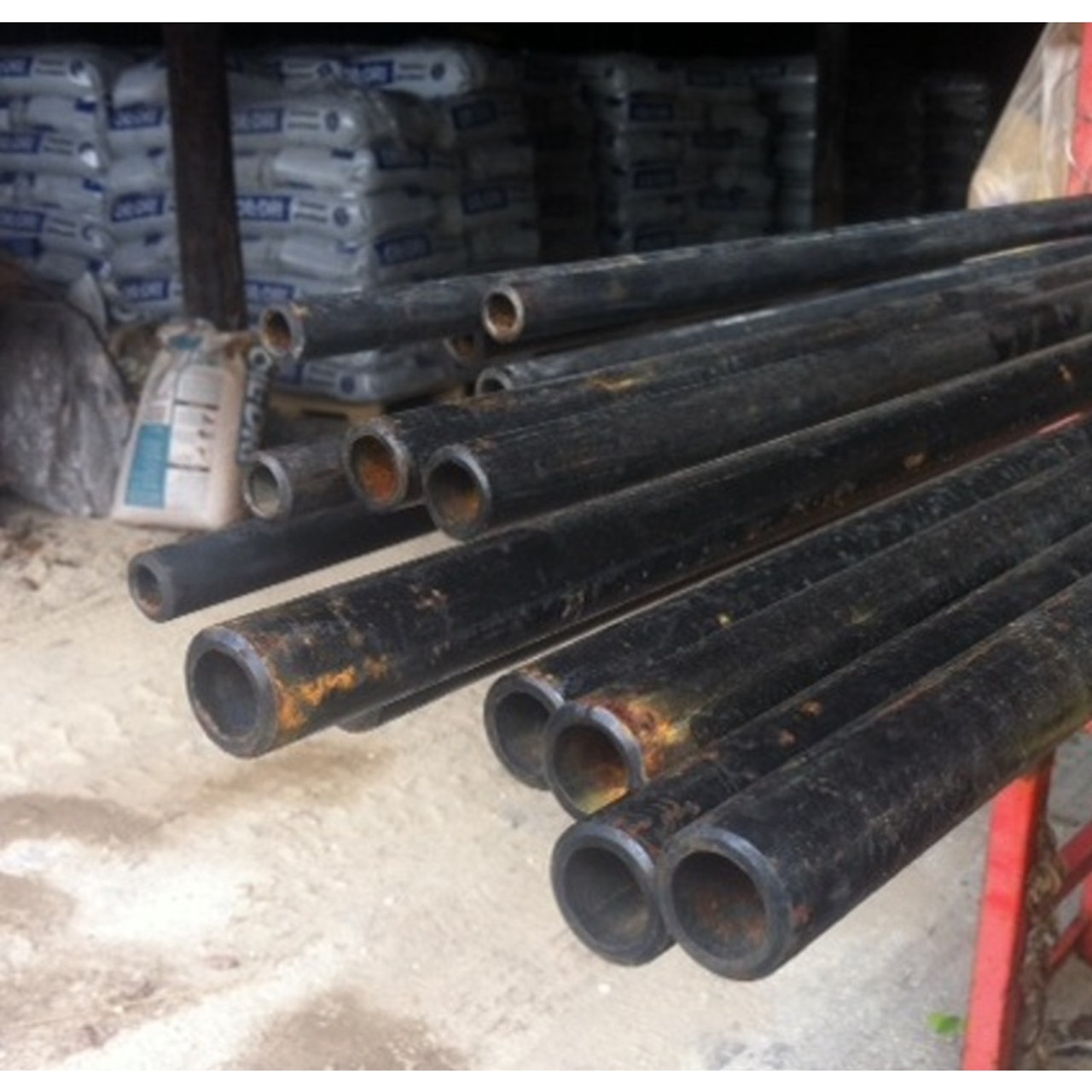 black iron pipe sch 80 multiple sizes whitehead industrial hardware