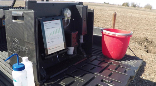 360 SOIL SCAN is durable and mobile