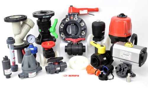 SAFI Thermoplastic Valve Solutions