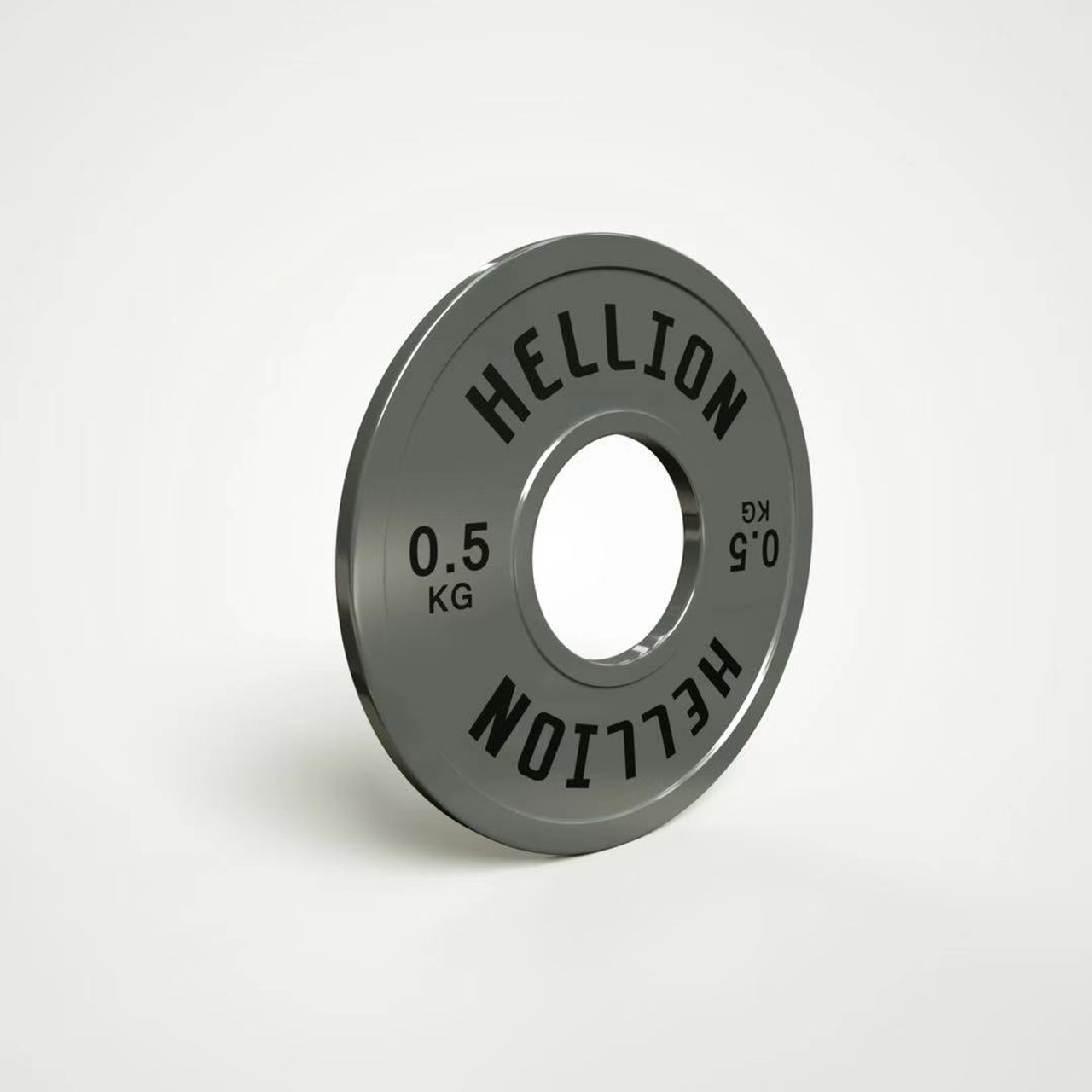Hellion Calibrated Powerlifting Plate - 459kg Set