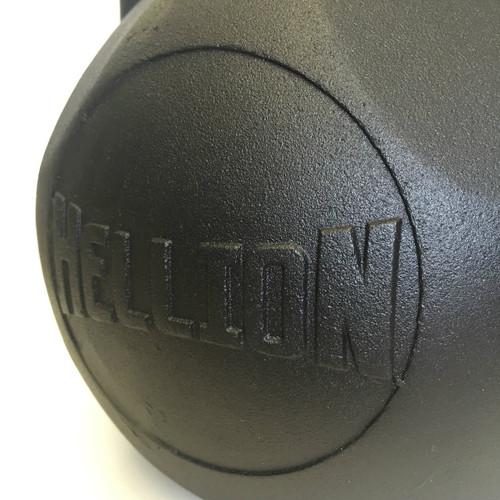 Hellion Powdercoated Competition Kettlebells - 12kg (SINGLE)
