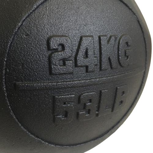 Hellion Powdercoated Competition Kettlebells - 24kg (SINGLE)