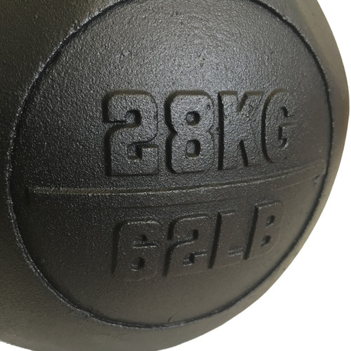 Hellion Powdercoated Competition Kettlebells - 28kg (SINGLE)