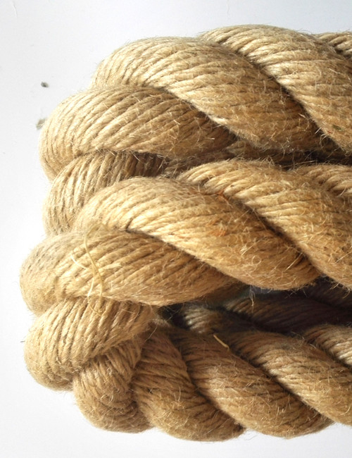 Hellion 2 Inch climbing rope with anchor and bracket - 4m
