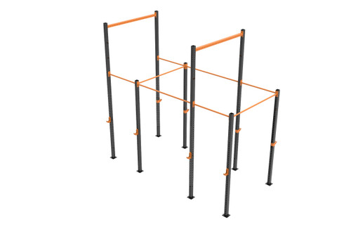 Hellion Double Cell - Freestanding - High/Low