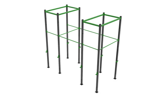 Hellion Double Cell - Freestanding - High