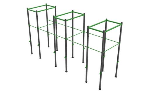 Hellion Triple Cell - Freestanding - High