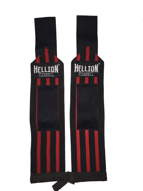Hellion Wrist Straps - Extra Strong