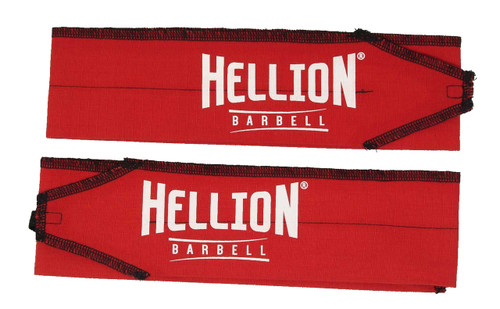 Hellion Wrist Wrap - Red and Black