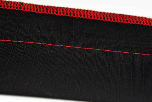 Hellion Wrist Wrap - Black and Red