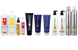 B.B Keratin Smoothing and Refinishing Kit