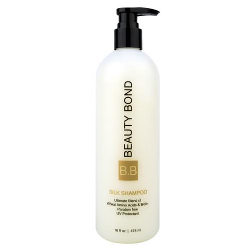 Silk protein sulfate free shampoo 16oz
