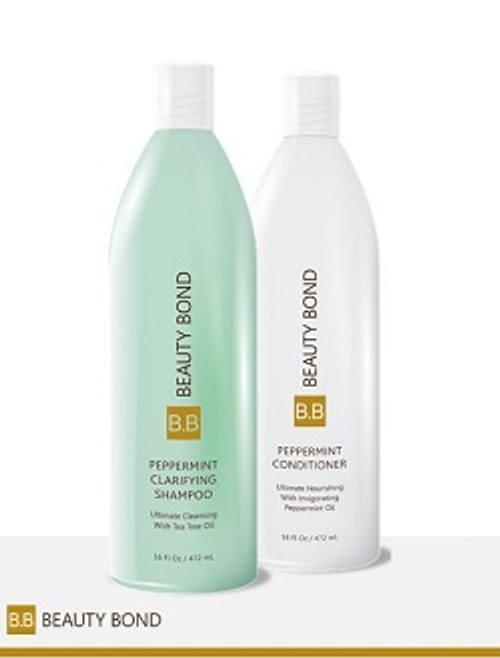 Peppermint Shampoo and Conditioner