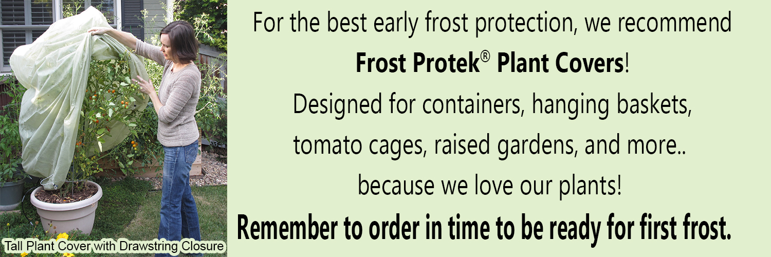 Frost Protek Plant Covers